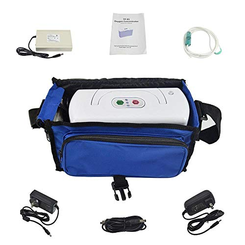 New Portable Oxygen Machine Vuiluyy Portable OxygBar Machine with Battery for Travelling and car use 2019