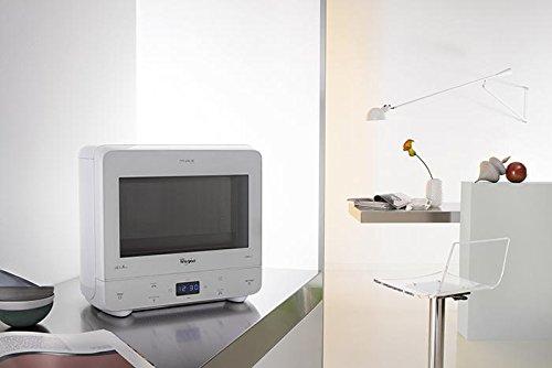 Whirlpool MAX 39/FW Mikrowelle unten Arbeitsfl/äche 13L 700/W wei/ß