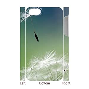 Dandelion 3D-Printed ZLB610589 Brand New 3D Phone Case for Iphone 4,4S