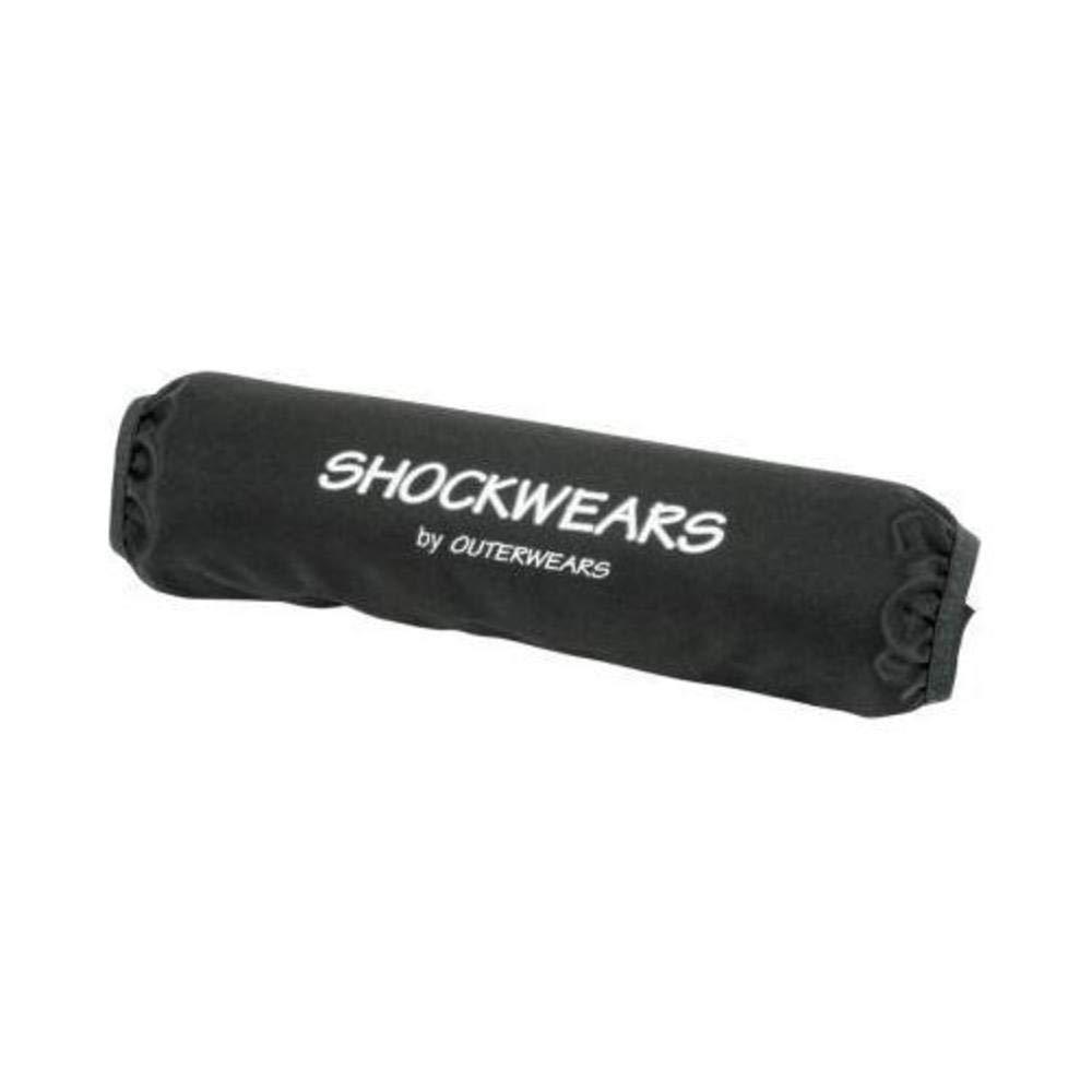 Outerwears Shockwears Shock Cover - Front/Black 30-1156-01 TRTC16