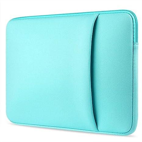 Clover – 15 – 15,4, impermeable bolsa de tela funda para ordenador portátil
