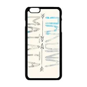 Hakuna Matata simple pattern Cell Phone Case for iPhone plus 6