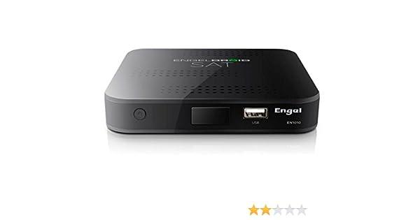 Engel EN 1010 K - Receptor 4K Android 5.1. + DVB-S2: Amazon.es: Informática
