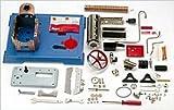 model steam engine kit - Wilesco D9 Steam Engine Kit