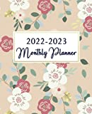 2022-2023 Monthly Planner: 2 Year Plan Ahead