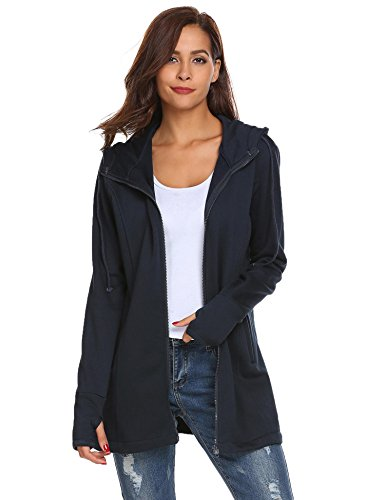 Zip Front French Terry Jacket - 7