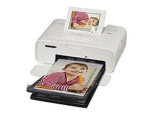 Canon Selphy CP1300 White, Compact Photo Printer