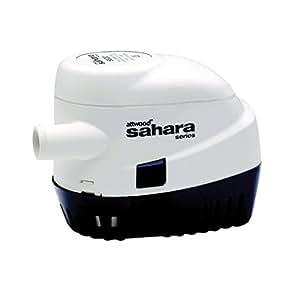 Attwood 4505-7 Sahara Bomba de Achique Automática, 12V, 500 g/h, 1.892 l/h, 19 mm