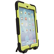 Griffin GB359193 Survivor iPad Mini 1/2/3 Case Black Green