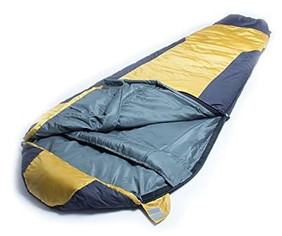 Rovor Tabei Compact Lightweight 3 Season 23-52 Degree Mummy Ultralight Backpacking Sleeping Bag