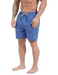 Men's South Shore Solid Color Clarion Swim Shorts