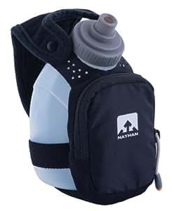Nathan Sprint Plus Handheld Bottle Carrier (Black)