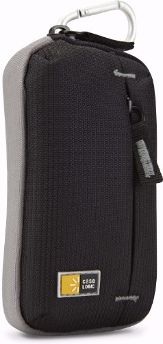 Case Logic TBC-312 Pocket Video Camcorder Case with Storage