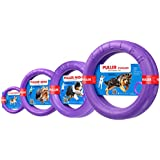 Dog Training Equipment and Bonus - Large Medium K9 Dog Training tool - Dog Supplies - Real physical and emotional load your dog - Set 2 Rings by Puller Plus - Size 11 inches