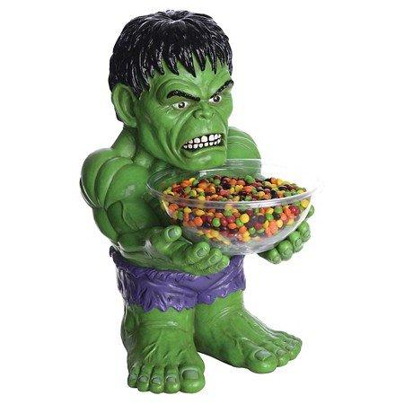 New The Hulk Candy Bowl (Hulk Candy Bowl Holder)