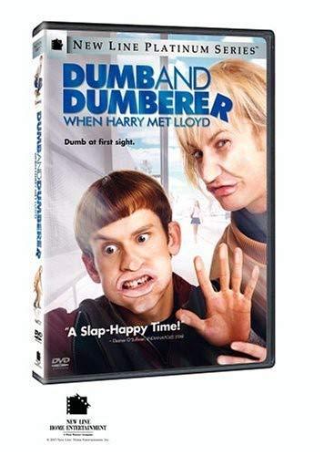 Dumb and Dumberer: When Harry Met Lloyd (New Line Platinum Series) (Jim Carrey In Dumb And Dumber 2)
