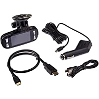 WICKED HD CARDVR1080PWHD4GB 1080p Car Camera & DVR Box (Black)