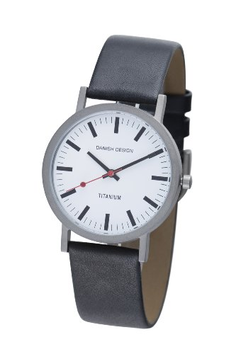 Danish Designs Men's IQ14Q199 Titanium Watch ()