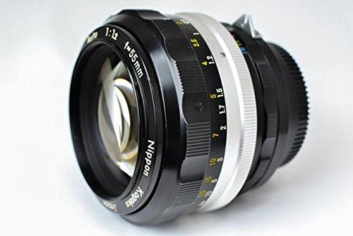 最も優遇 ニコン Auto NIKKOR-S B0727RHKT4 Auto ニコン 55mm f1.2 B0727RHKT4, オリバ:5f06652d --- mcrisartesanato.com.br