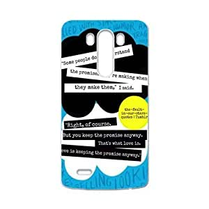 fault in our stars quotes tumblr Phone Case for LG G3