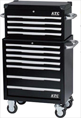 KTC:ハイメカツールセット ブラック(入組点数 431点) SK8600ABK SK8600ABK B01CE6MQS6