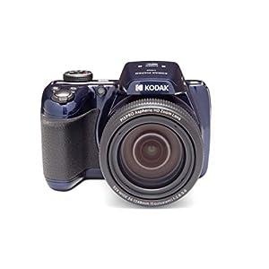 KODAK Pixpro – AZ528 Astro Zoom 52X – 16 MP CMOS – Appareil Photo Bridge Bleu Minuit