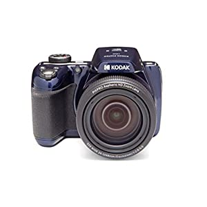KODAK Pixpro AZ528 – Appareil Photo Bridge Numérique (16 MP CMOS, Zoom Optique 52X, Vidéo Full HD, Écran LCD 3'', WiFi…
