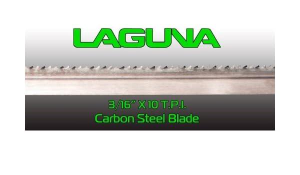 "3//8/"" X 4 TPI X 103/"" Bandsaw Blade Laguna Tools Proforce Wood Band Saw Blade"