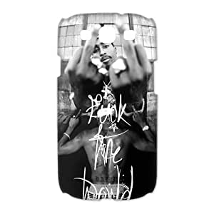 2Pac Samsung Galaxy S3 I9300/I9308/I939 Case Tupac Amaru Shakur Cases Cover at abcabcbig store by ruishername