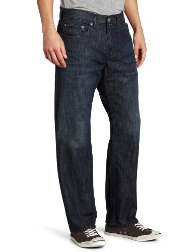 Levi's Men's 559 Relaxed Straight Fit Jean - 36W x 30L - Andi (Leg 559 Jean Relaxed Straight)