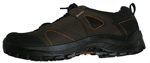 Jomos Adventure - Zapatos Hombre Mehrfarbig (839-0019 schwarz/santos)