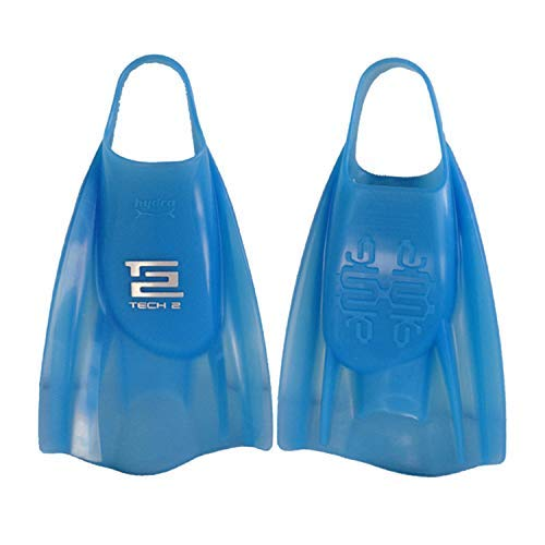 Hydro TECH 2 Ocean Swim Fins - Ice Blue - M