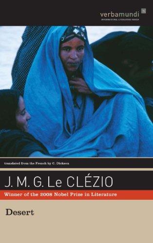 Book cover for Desert