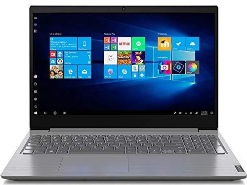 Lenovo V15 Intel Core i5 10th Gen 15-inch Full HD Thin and Light Laptop (8GB RAM/ 256GB SSD/ Windows 10 Home/ Grey/ 1.85 kg), 82C500PFIH