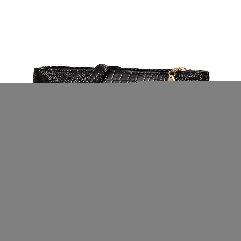 Amazon.com: Goddessvan Women Fashion Handbag Crocodile ...