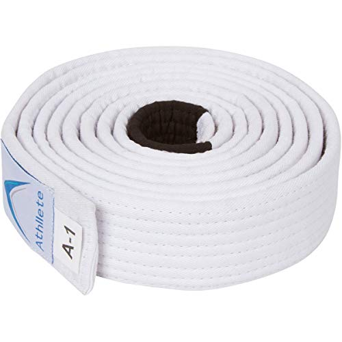 - Athllete Jiu Jitsu Belts (White, A2)