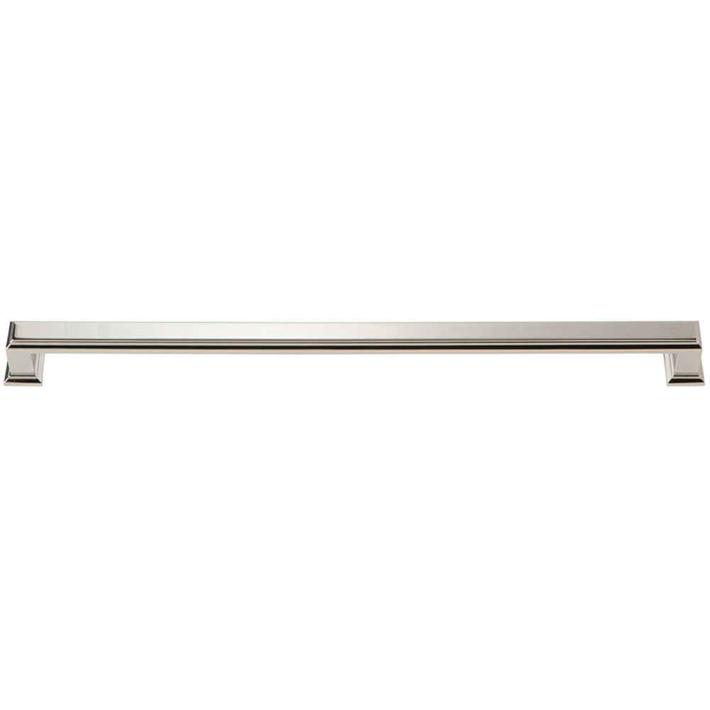 Atlas Homewares AP10-PN 20-Inch Sutton Place Appliance Pull, Polished Nickel