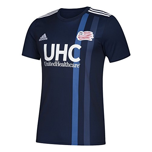 adidas New England Revolution Women's Jersey Home Replica Soccer Jersey - Ladies Jersey Home Replica