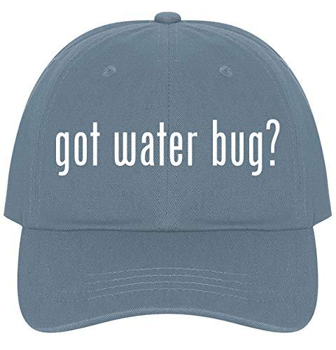 The Town Butler got Water Bug? - A Nice Comfortable Adjustable Dad Hat Cap, Light Blue