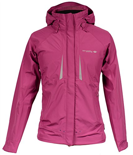 Mountain Designs Women's Cumulus GORE-TEX Jacket, Deep Orchid, 12