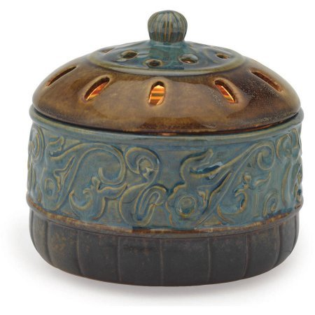 Candle Aire Fan Fragrance Warmer, Azure Scroll by Generic