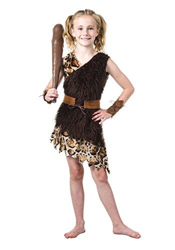 Cavegirl Costumes (Fun Costumes Cavegirl Costume Large)