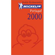 Michelin the Red Guide Portugal 2000