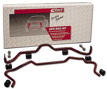 Anti Roll Kit Sway Bars - 2
