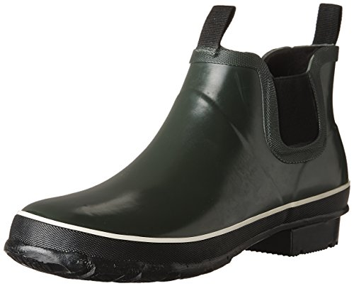 s Pond Ankle Boot, Green, 8 Medium US ()