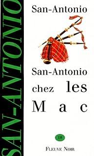 San-Antonio chez les Mac, San-Antonio