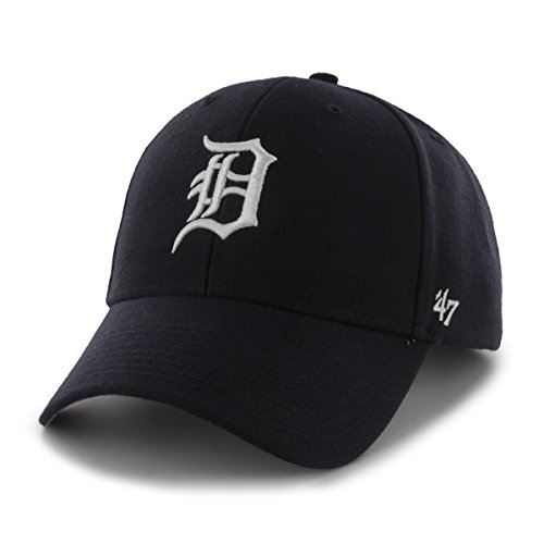 '47 Detroit Tigers MVP Adjustable Cap (Navy) - Mvp Cap