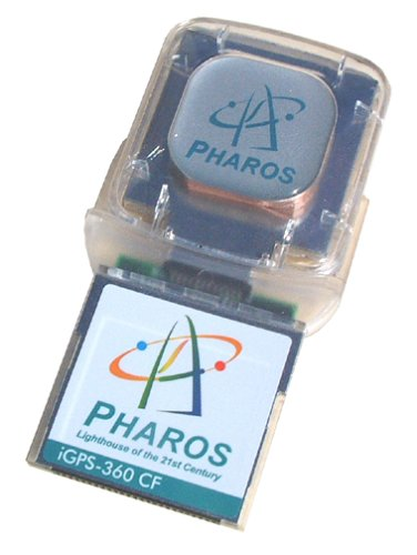 Pharos CompactFlash GPS Receiver (Accessories Pharos)