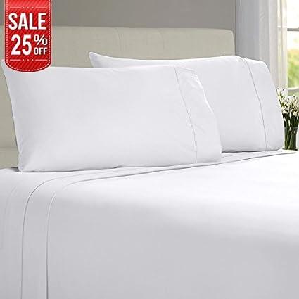 Linenwalas Todays Deal Bamboo Sheets U2013 100% Organic Softest Moisture  Wicking Deep Pocket Bedding  