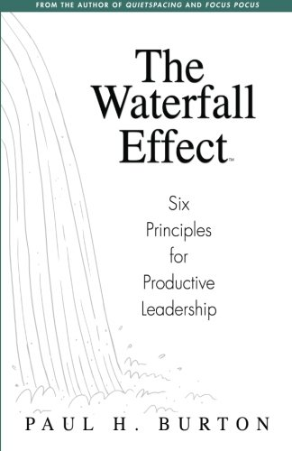 Download The Waterfall Effect: Six Principles for Productive Leadership pdf